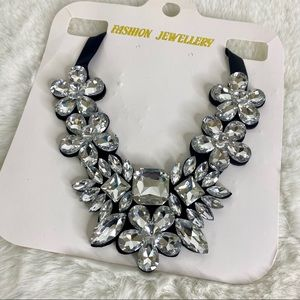 3/$25 Women's Crystal Statement Necklace